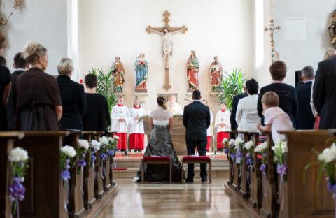 Kirchendekoration 1